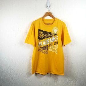 Men's Akademiks Crew Neck T-shirt